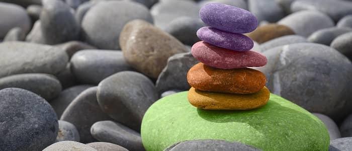 Ausgeglichenheit für mehr Gelassenheit