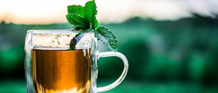 Teetasse als Symbol für Gelassenheit